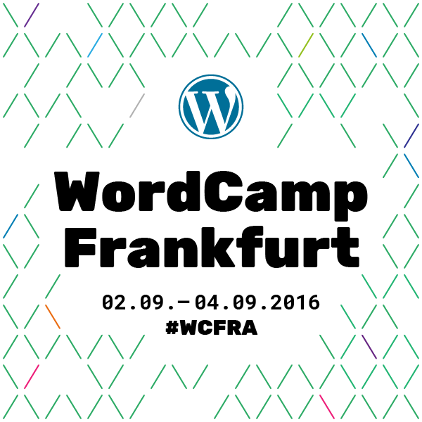 WordCamp Frankfurt